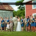 The Oaks Waterfront Inn & Events Maryland Wedding Venues rustic wedding venue with barns