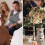 The Oaks Waterfront Inn & Events Maryland Wedding Venues bridesmaid and floral ideas