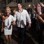 The Oaks Waterfront Inn & Events Maryland Wedding Venues after party wedding reception