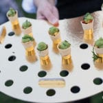 The Oaks Waterfront Inn & Events Maryland Wedding Venues Gourmet Wedding Appetizer