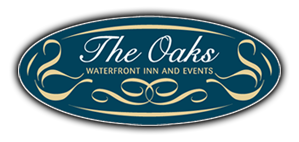 The Oaks Waterfront Inn & Events Maryland Wedding Venues Logo