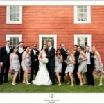 The Oaks Waterfront Inn & Events Maryland Wedding Venues wedding outside rustic barn wedding venue